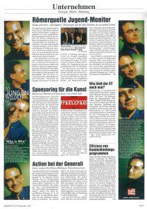 Die jungen Wilden der wirtschaft Peter Harrer 1998