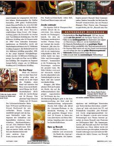Nescafe Open up Kampagne 2000 Peter Harrer